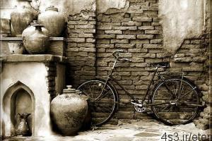 en644 300x200 - مقررات دوچرخه سواری در تهران قدیم!!