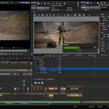 ادیوس 350x350 - آموزش ویدئویی رایگان EDIUS PRO 8 به زبان فارسی قسمت اول - آموزش نصب و آشنایی با محیط نرم افزار