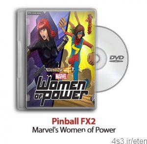 1476704336 pinball 300x294 - دانلود Pinball FX2: Marvels Women of Power - بازی پینبال اف ایکس۲: قدرت زنان مارول