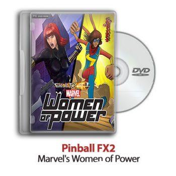 1476704336 pinball 350x350 - دانلود Pinball FX2: Marvels Women of Power - بازی پینبال اف ایکس۲: قدرت زنان مارول