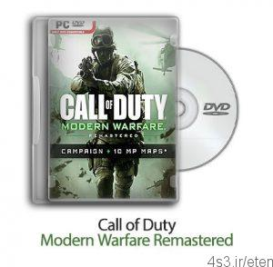 1478349276 call.of .duty .modern.warfare.remastered cover 300x294 - دانلود Call of Duty Modern Warfare Remastered - بازی ندای وظیفه: جنگ های مدرن
