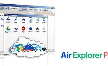 18 24 350x215 - دانلود Air Explorer Pro v2.3.2 - نرم افزار دسترسی و مدیریت فایل ها در سرویس دهنده های ابری