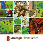 2 150x150 - دانلود Collection of Strategic Flash Games - مجموعه بازی های فلش، بازی های استراتژیک و رزم آرایی