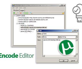 21 19 350x293 - دانلود BEncode Editor v0.7.1.0 Portable - نرم افزار ویرایشگر فایل های تورنت پرتابل (بدون نیاز به نصب)