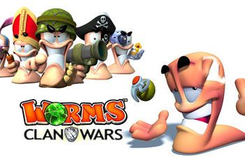 3 1 350x228 - دانلود Worms: Clan Wars - بازی کرم ها: جنگ های قبیله ایی