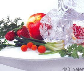 میوه و شیرینی را فریز نکنید