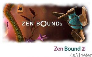 4 26 300x188 - دانلود Zen Bound 2 - بازی رنگ کردن مجسمه ها با پیچاندن طناب به دور آن ها
