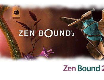 4 26 350x270 - دانلود Zen Bound 2 - بازی رنگ کردن مجسمه ها با پیچاندن طناب به دور آن ها