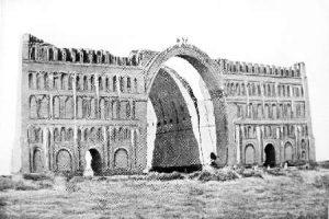 4 45 300x200 - طاق کسری ،کاخ باشکوه پادشاهان ساسانی