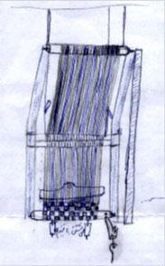 5 56 - هنر کرباس بافی در ایران