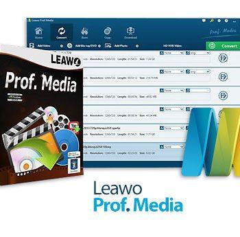 63 350x345 - دانلود Leawo Prof. Media v7.9.0.0 - نرم افزار قدرتمند چندمنظوره برای تبدیل فرمت، کپی، ریپ کردن و دانلود فایل های ویدئویی