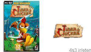 7 13 300x173 - دانلود Moorhuhn Tiger and Chicken - بازی نبرد جوجه دیوانه با ببر