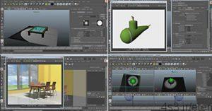 fs 300x157 - دانلود مجموعه کامل آموزش ویدئویی MAYA از Lynda