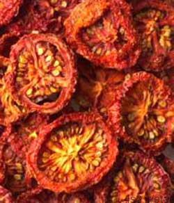 خشک کردن گوجه فرنگی
