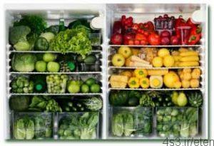hou179 300x205 - طریقه نگهداری مواد غذایی در یخچال