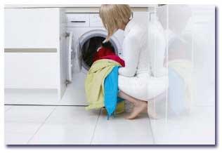 ماشین لباسشویی میتواند شما را بیمار کند