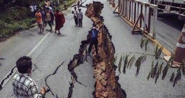 هنگام بروز زلزلهای شدیدچه کارهایی انجام داد؟