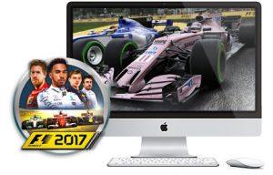 0 1 300x192 - بازی مسابقات اتومبیل رانی فرمول یک ۲۰۱۷ برای مک