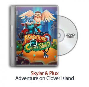 1 2 300x294 - دانلود Skylar & Plux: Adventure On Clover Island - بازی اسکایلر و پلاکس: ماجراجویی در جزیره شبدر