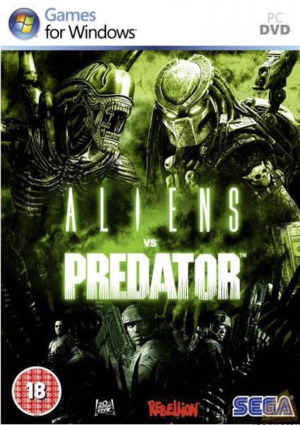 دانلود Aliens vs. Predator + Update 4 to 6-SKIDROW – بازی بیگانگان علیه غارتگر
