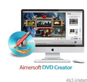 aimeraoft dvd creator 300x283 - دانلود نرم افزار آیمرسافت دی وی دی کریتور، نرم افزار ساخت دی وی دی برای مک Aimersoft DVD Creator v5.1.0.0 MacOSX