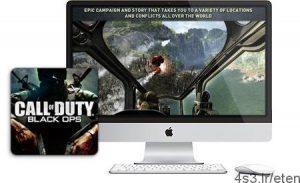 call off 300x183 - دانلود بازی جنگی ندای وظیفه برای مک Call of Duty: Black Ops MacOSX
