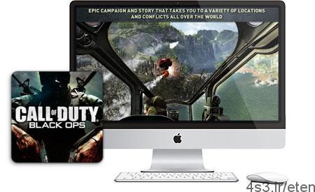 call off - دانلود بازی جنگی ندای وظیفه برای مک Call of Duty: Black Ops MacOSX