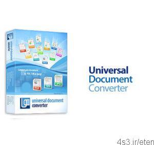 documen convert 300x283 - دانلود Universal Document Converter v6.8.1712.15160 - نرم افزار تبدیل اسناد مختلف به پی دی اف و عکس