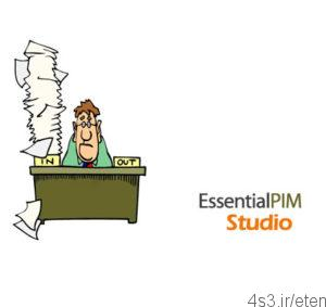 essentialpim studio 300x283 - دانلود نرم افزار سازماندهی امور شخصی EssentialPIM Pro v8.0