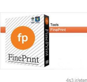 fine print 300x283 - دانلود نرم افزار مدیریت و کنترل مصرف جوهر پرینتر FinePrint