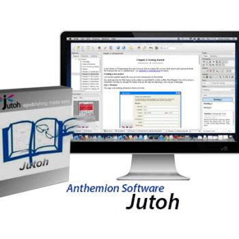 jutoh 350x350 - دانلود نرم افزار ساخت کتاب الکترونیکی Anthemion Jutoh
