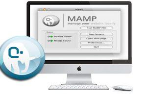 mamp 300x192 - دانلود نرم افزار شبیه ساز سرور بر روی مک Mamp Pro v5.0.1 MacOSX