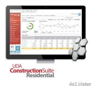 uda 300x283 - دانلود نرم افزار کنترل و مدیریت پروژه های ساخت و ساز UDA ConstructionSuite Residential