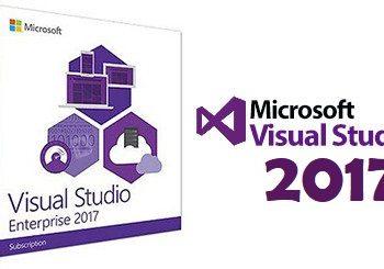 visual studio 2017 350x245 - نرم افزار مایکروسافت ویژوال استودیو ۲۰۱۷ نسخه دسکتاپ و وب
