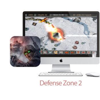 zone2 350x350 - بازی منطقه دفاعی برای مک Defense Zone 2 v1.4.0 MacOSX