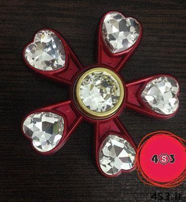 اسپینر قلبی مدل الماس