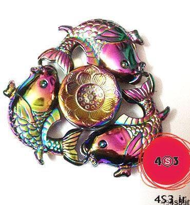اسپینر مدل ماهی