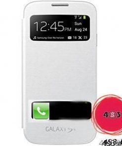 کیف چرمی گوشی موبایل S4