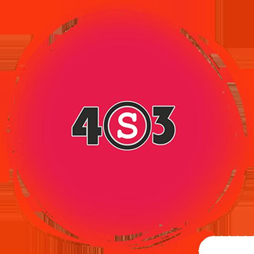 Logo 4s3 copyq 1 - صفحه اصلی ۲