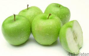 سیب سبز 300x188 - خواص سیب سبز