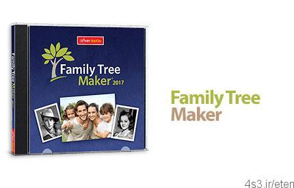دانلود نرم افزار ساخت شجره نامه های خانوادگی MacKiev Family Tree Maker 2017 v23.2.0.1540