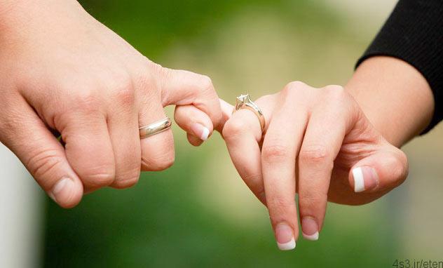 ، عقد و بعد از ازدواج 1 - در دوران نامزدی تان لطفا عاشق نشوید!!