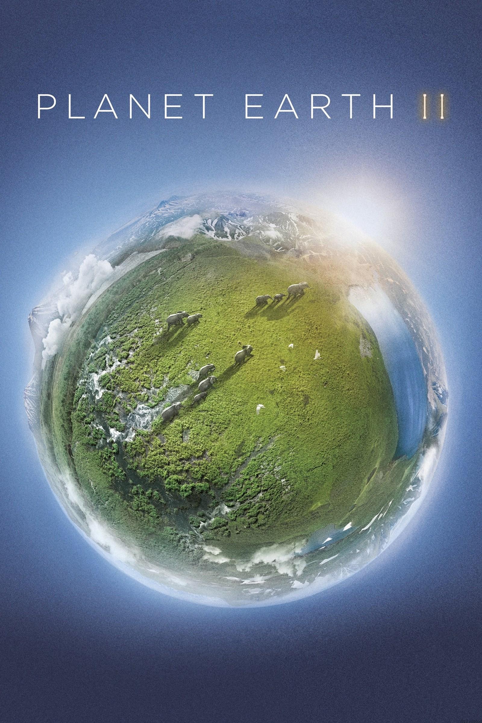 دانلود مستند سیاره زمین ۲ با دوبله فارسی