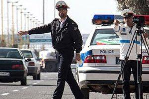 n83032088 72544943 300x200 - توضیح پلیس راهور درباره خودروهای جعلی پلیس نامحسوس