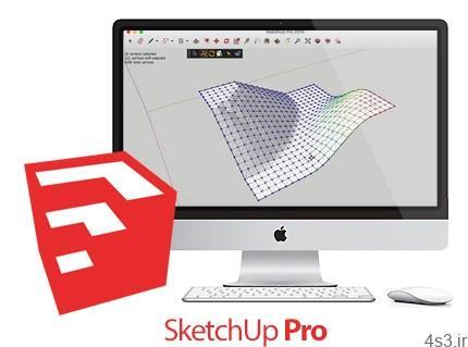 10 27 - دانلود SketchUp Pro 2018 v18.1.1180 MacOSX - نرم افزار طراحی سه بعدی