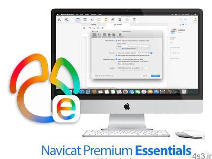 13 27 - دانلود Navicat Premium Essentials v12.1.19 MacOSX - نرم افزار حرفه ای چندگانه مدیریت پایگاه داده