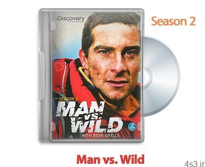 1316433715 man vs - دانلود Man vs. Wild 2007: S02 - مستند انسان در برابر طبیعت: فصل دوم
