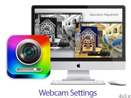 2 26 - دانلود Webcam Settings v2.3 MacOSX - نرم افزار شخصی سازی تنظیمات وب کم