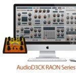 23 15 150x150 - دانلود AudioD3CK RAON Series v1.5 MacOSX - پلاگین پردازنده صوتی
