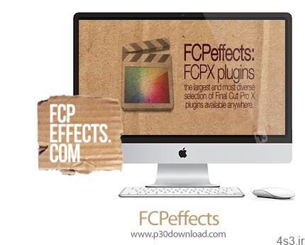 57 1 - دانلود FC Peffects For Final Cut Pro X MacOSX - پلاگین های ویرایش فیلم برنامه Final Cut